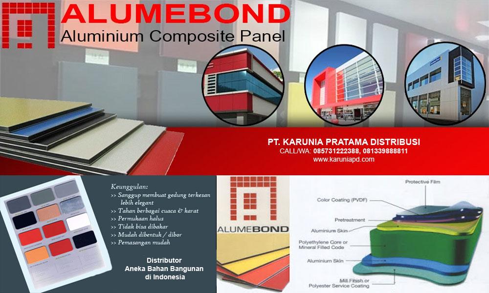 Alumunium Composite Panel ACP Alumebond, ACP Alumebond, Alumunium Composite Panel Alumebond