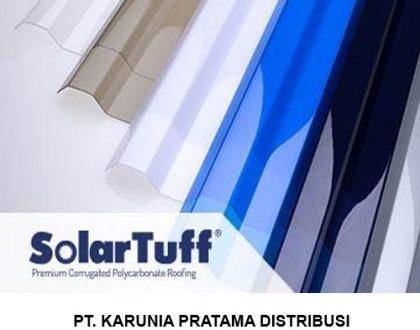 Distributor Atap Transparan Solartuff