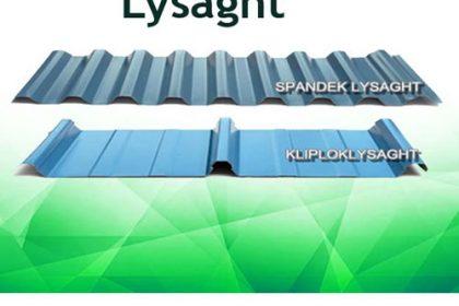 Distributor Atap Zincalume Lysaght