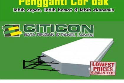 Distributor Panel Lantai Citicon