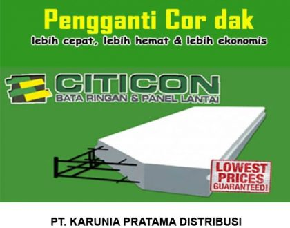 Distributor Panel Lantai Citicon