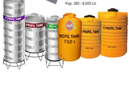 Distributor Tangki Air Profil Tank