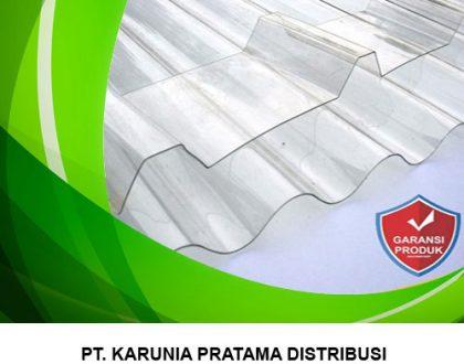 Distributor Atap Transparan Spandek Angular Circular