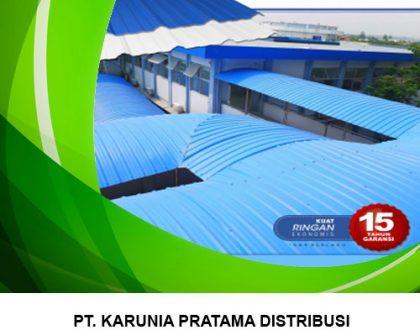Distributor Atap UPVC Formax Roof