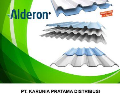 Distributor Atap uPVC Alderon