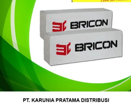 Distributor Bata Ringan Bricon
