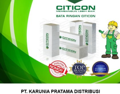 Distributor Bata Ringan Citicon