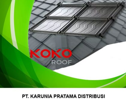 Distributor Genteng Metal Koko Roof