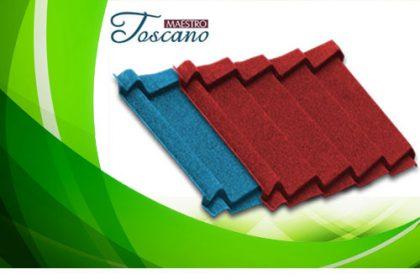 Distributor Genteng Metal Maestro Toscano