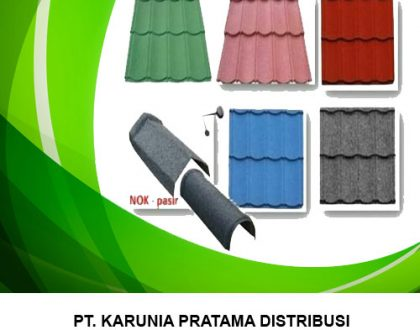 Distributor Genteng Metal Multiroof