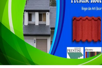 Distributor Genteng Metal Prestise Roof