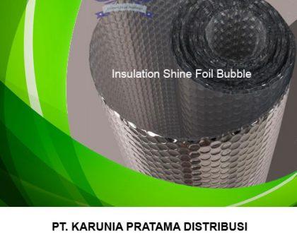 Distributor Insulation Shine Foil Bubble