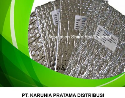 Distributor Insulation Shine Foil Thermal