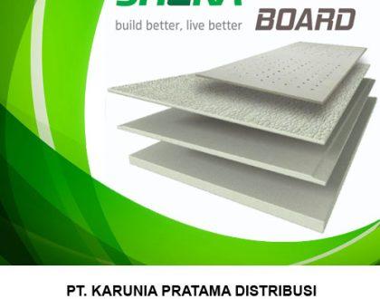 Distributor Shera Board