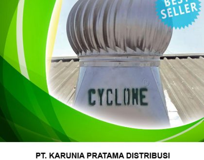 Distributor Turbin Ventilator Cyclone