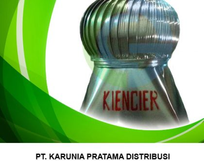 Distributor Turbin Ventilator Kiencier