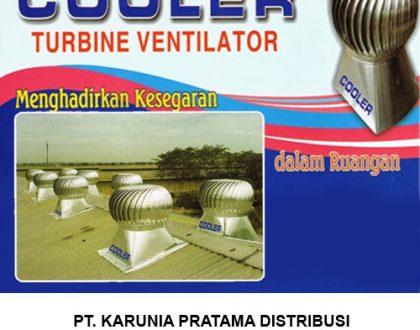 Distributor Turbine Ventilator Cooler