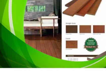 Distributor Shera Wood