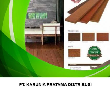 Distributor Shera Wood
