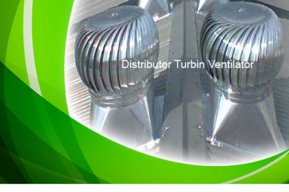 Distributor Turbin Ventilator