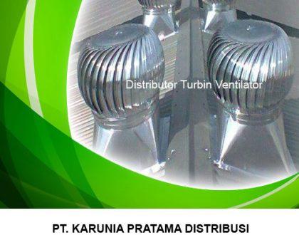 Distributor Turbin Ventilator